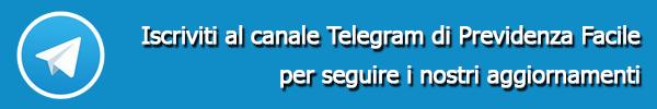 previdenza facile telegram