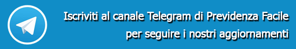 telegram previdenza facile