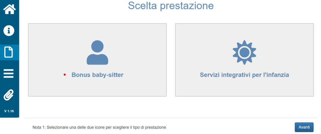 bonus baby sitter centri estivi centro estivo bonus baby-sitting nonni zii domanda 1200 euro 2000 euro 1000 euro 600 euro covid-19 inps pin